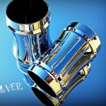 Revolver_Chrome_Big exhaust