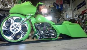 GREEN BGR